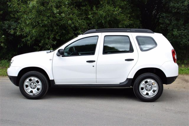 Dacia Duster 1.5 dCi 110 Ambiance 5dr, ONE OWNER FROM NEW Hatchback Diesel Glacier White
