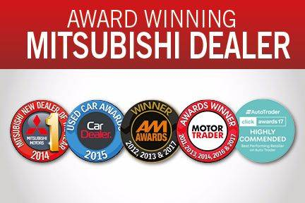 Mitsubishi ASX 1.8 3 ClearTec 5dr 4WD Four Wheel Drive Diesel Orient Red