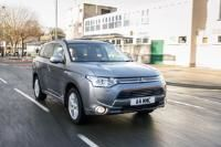 Another win for Mitsubishi Outlander PHEV at the Fleet World Awards