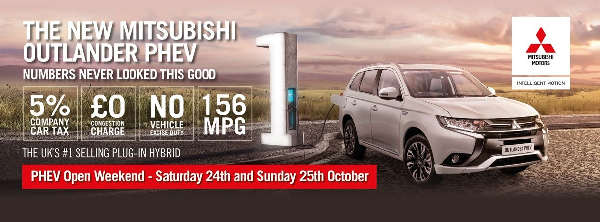 A Warm Welcome Awaits you at the Luscombe Mitsubishi Open Weekend