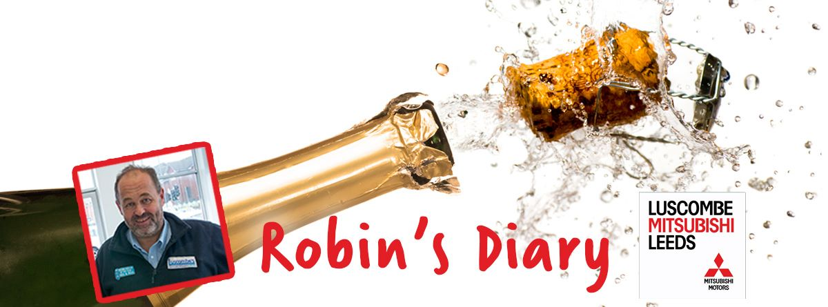 Robin's Diary 24th March 2016