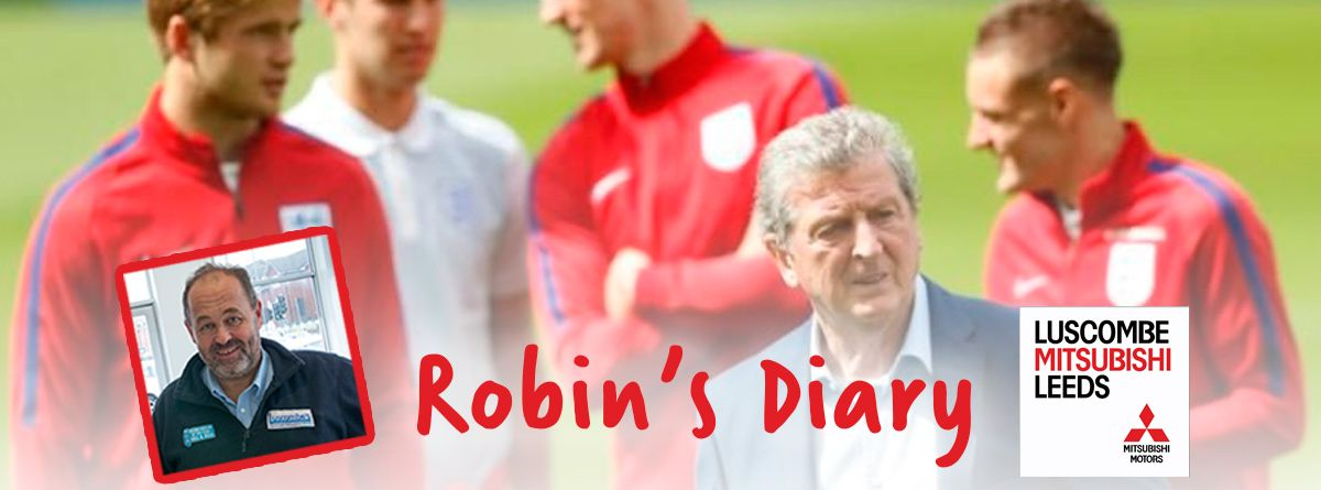 Robin's diary 15th June 2016
