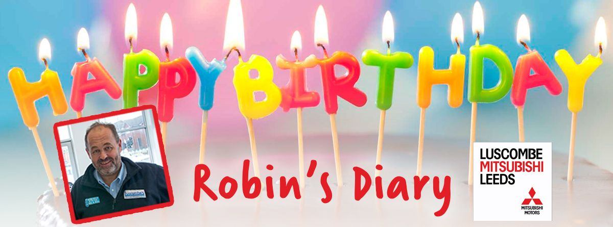 Robin's diary 30th June 2016