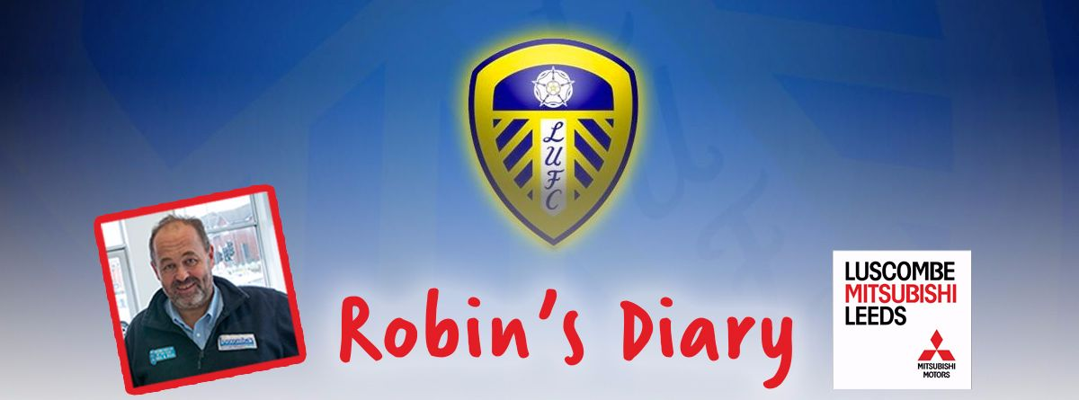 Robin's diary 8th December 2016