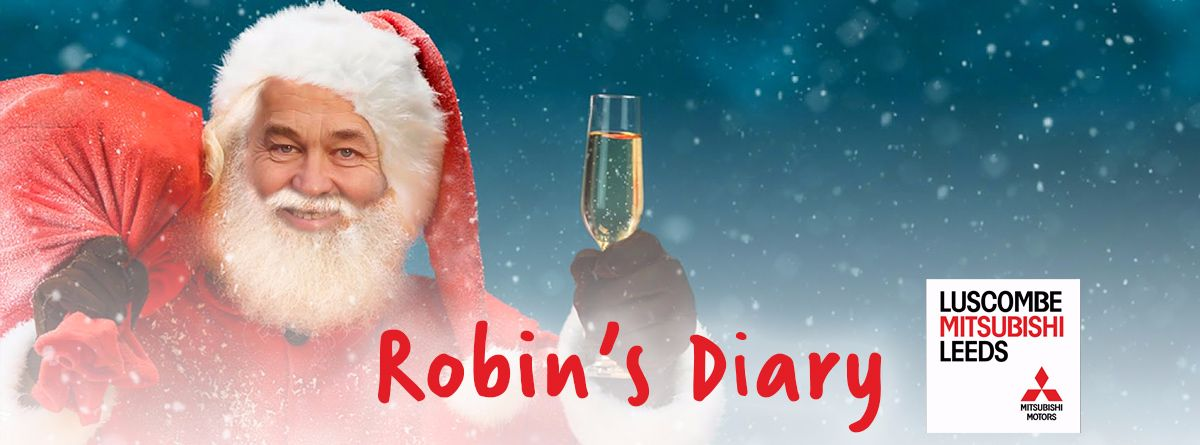 Robin's Diary 22nd December 2017