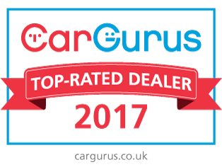 CarGurus awards Luscombe Mitsubishi Leeds with Top-Rated UK Dealer Award for Highest Shopper Ratings in 2017