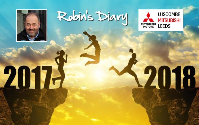 Robin's diary 27th December 2017
